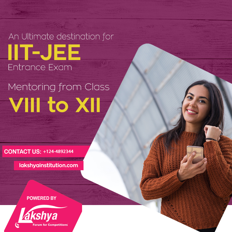 IIT coaching in Gurgaon